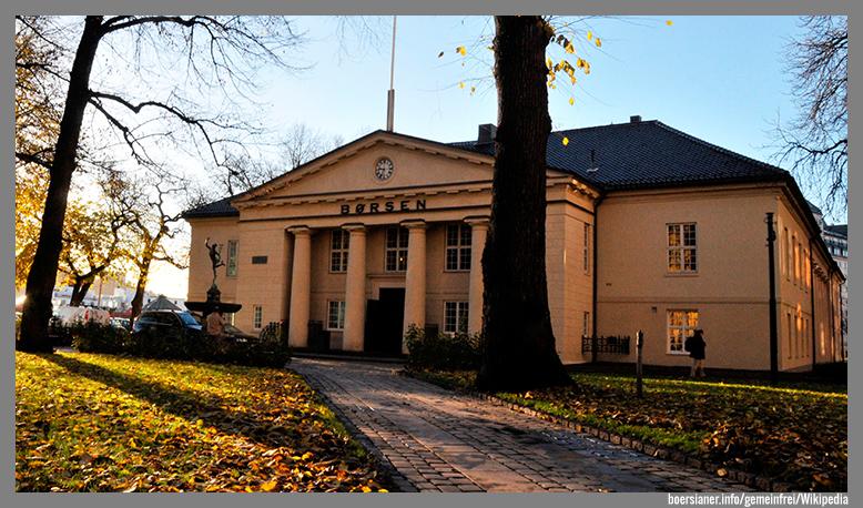 Boerse-Oslo