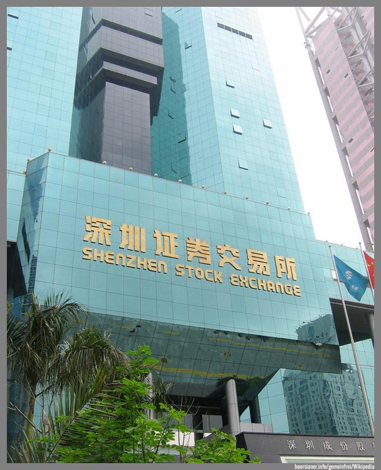 Boerse-Shenzhen