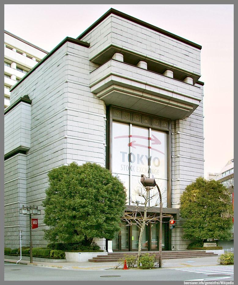 Boerse-Tokio