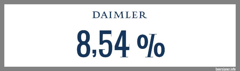 Dax-4-Daimler