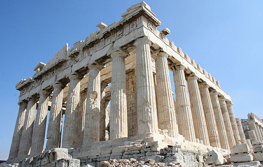 Grexit-Griechenland-Parthenon