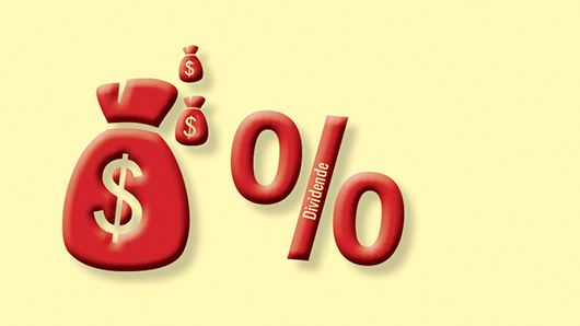 Dividende-Zinsen-Prozente-Geld