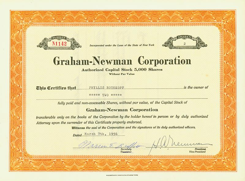 Warren-Buffett-Graham-Newman-Los0512