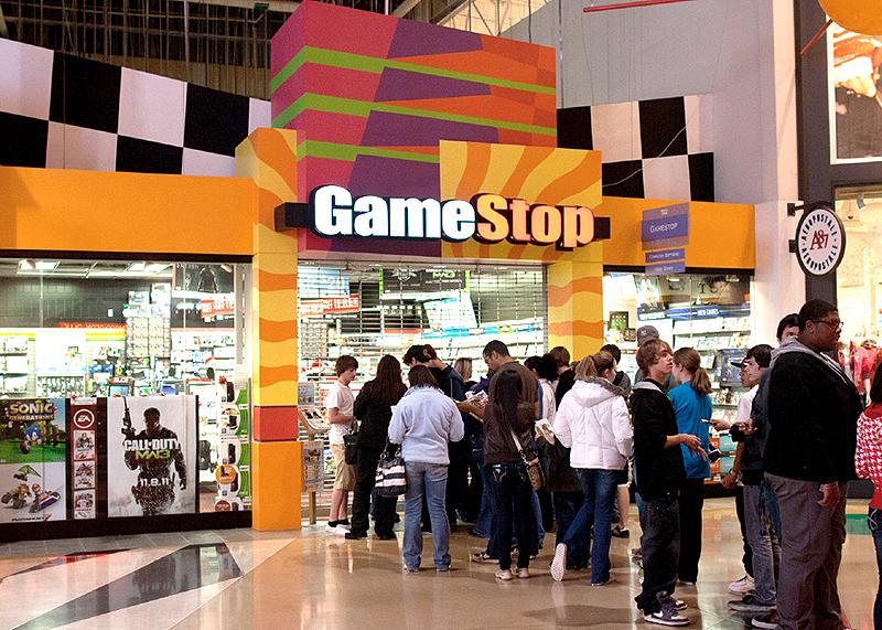 gamestop-aktie
